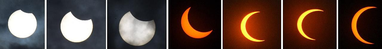 The annular phase of the eclipse will be visible in Saudi Arabia, Qatar, United Arab Emirates, Oman, southern India, Sri Lanka, Sumatra, Malaysia, Maldives, Indonesia, Singapore, other parts of Southeast Asia and some parts of Australia.