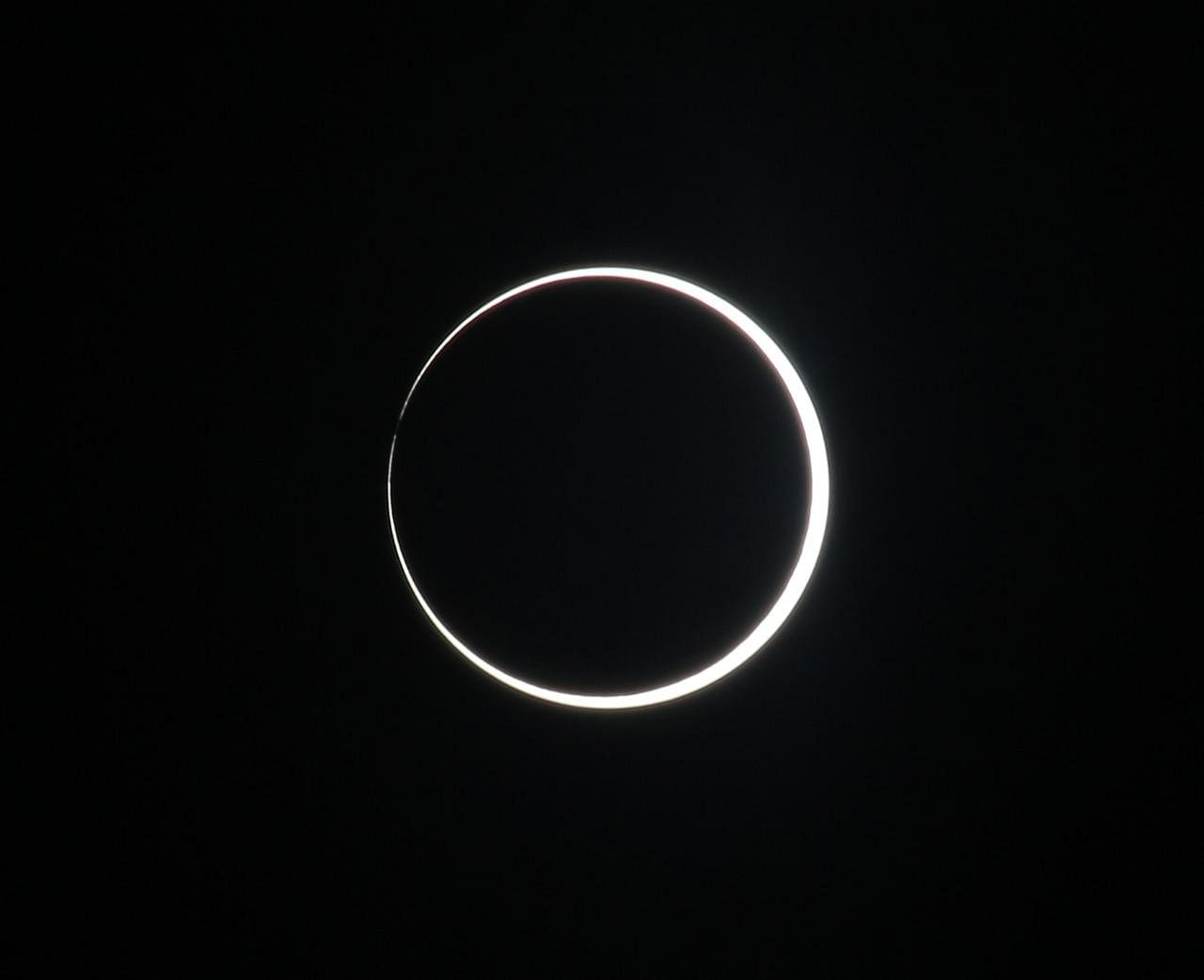 One must not watch the eclipse through smartphones, camera viewfinders, binoculars or telescopes. Exposure without proper eye protection can cause 'eclipse blindness' or retinal burns, also known as solar retinopathy.