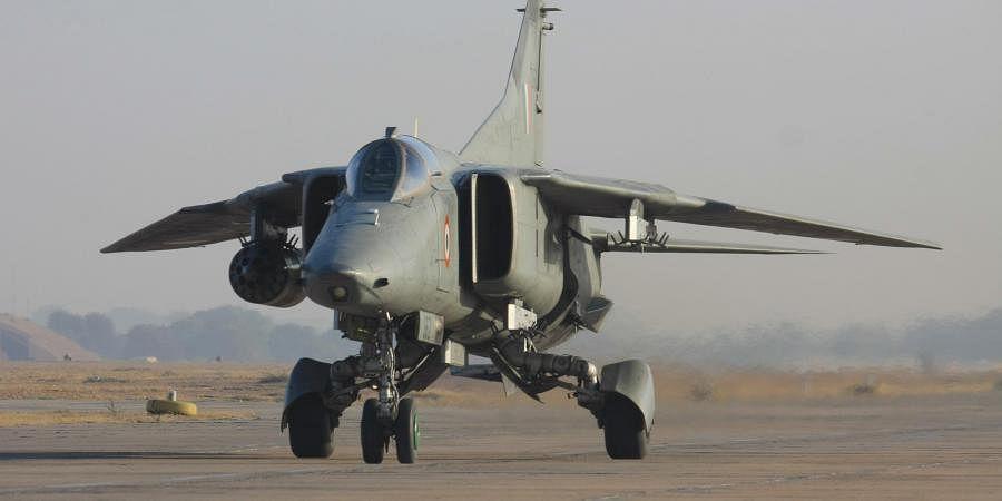 IAF's MiG-27