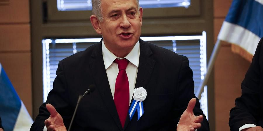 Benjamin Netanyahu. (Photo | AP)