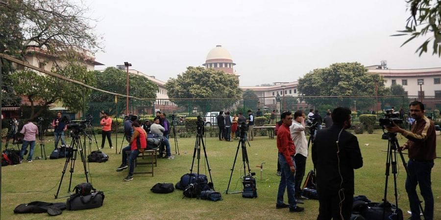 A view of Supreme Court . (File | EPS)