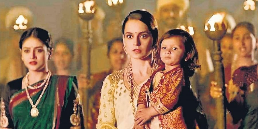 A still from 'Manikarnika: The Queen of Jhansi'