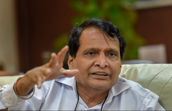 All must support WTO for global trade: Suresh Prabhu