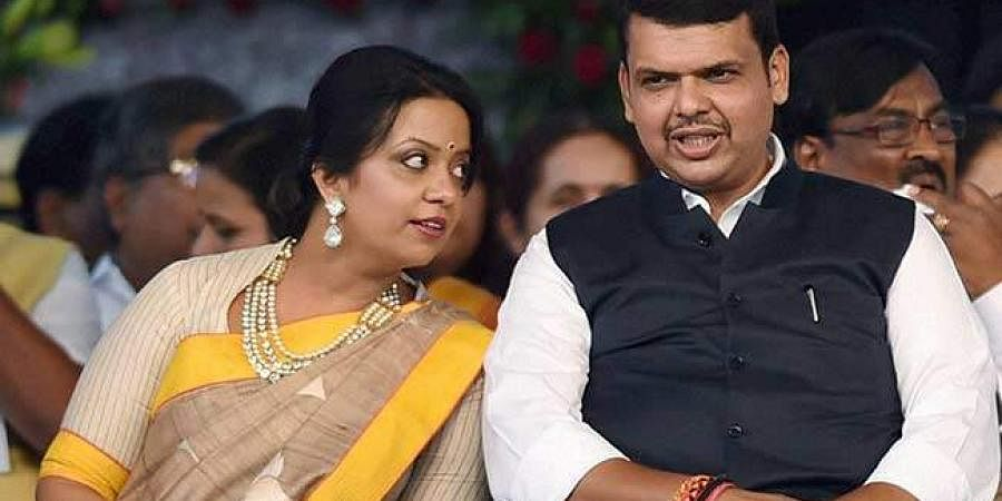 Devendra_Fadnavis_with_wife_Amruta_PTI