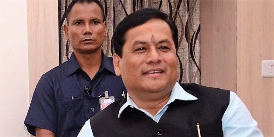 Assam CMSarbananda Sonowal. (File   PTI)