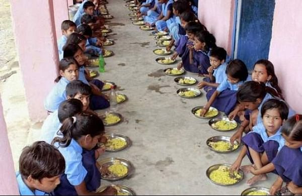 Amid COVID-19 crisis, over 90 per cent children have access to mid-day meals in Chhattisgarh: Survey