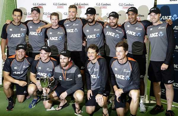 New Zealand win MCC's Spirit of Cricket award for exemplary show of sportsmanship during World Cup final