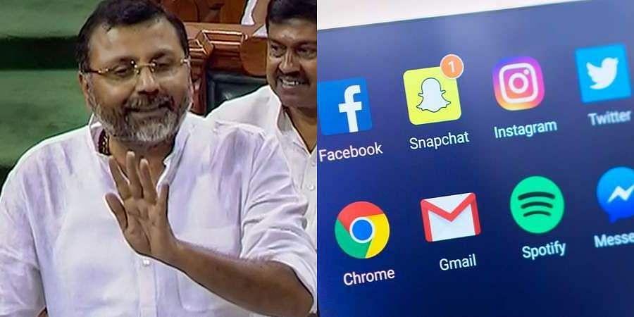 BJP MP Nishikant Dube