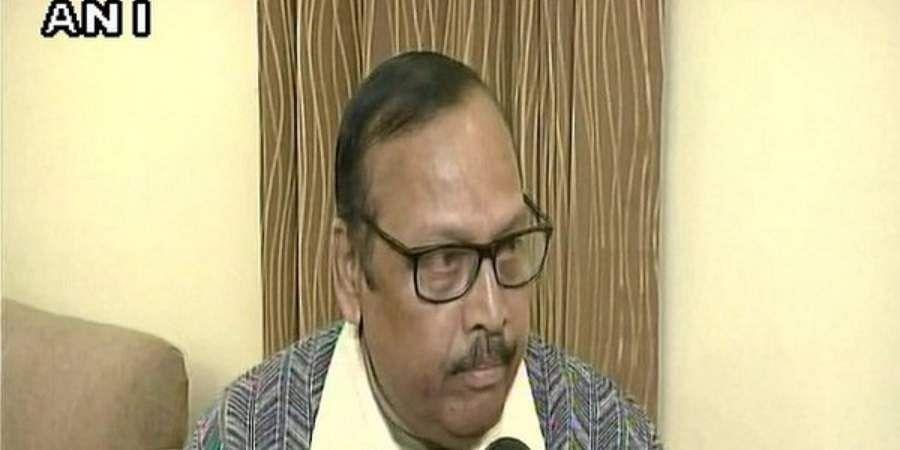 TMC leader Sukhendu Sekhar Roy