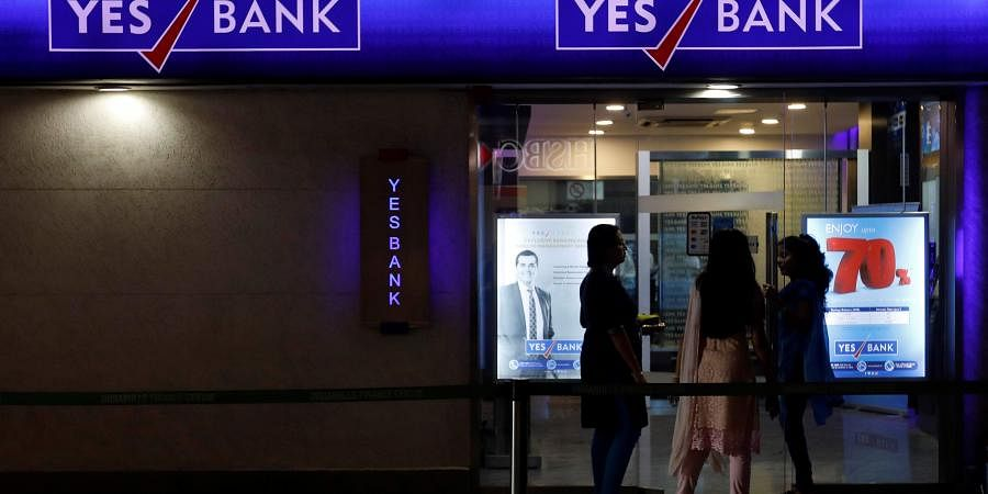 Yes Bank branch