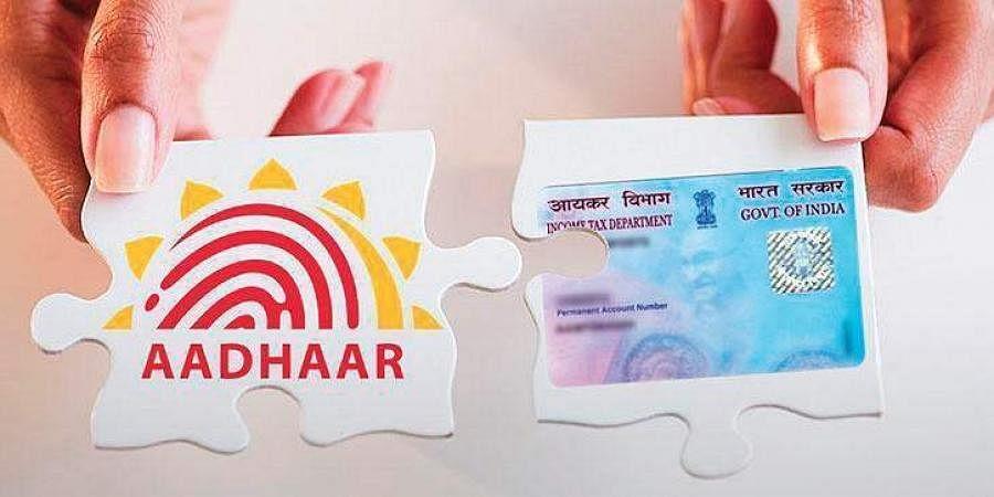 Pan andf Aadhar Card