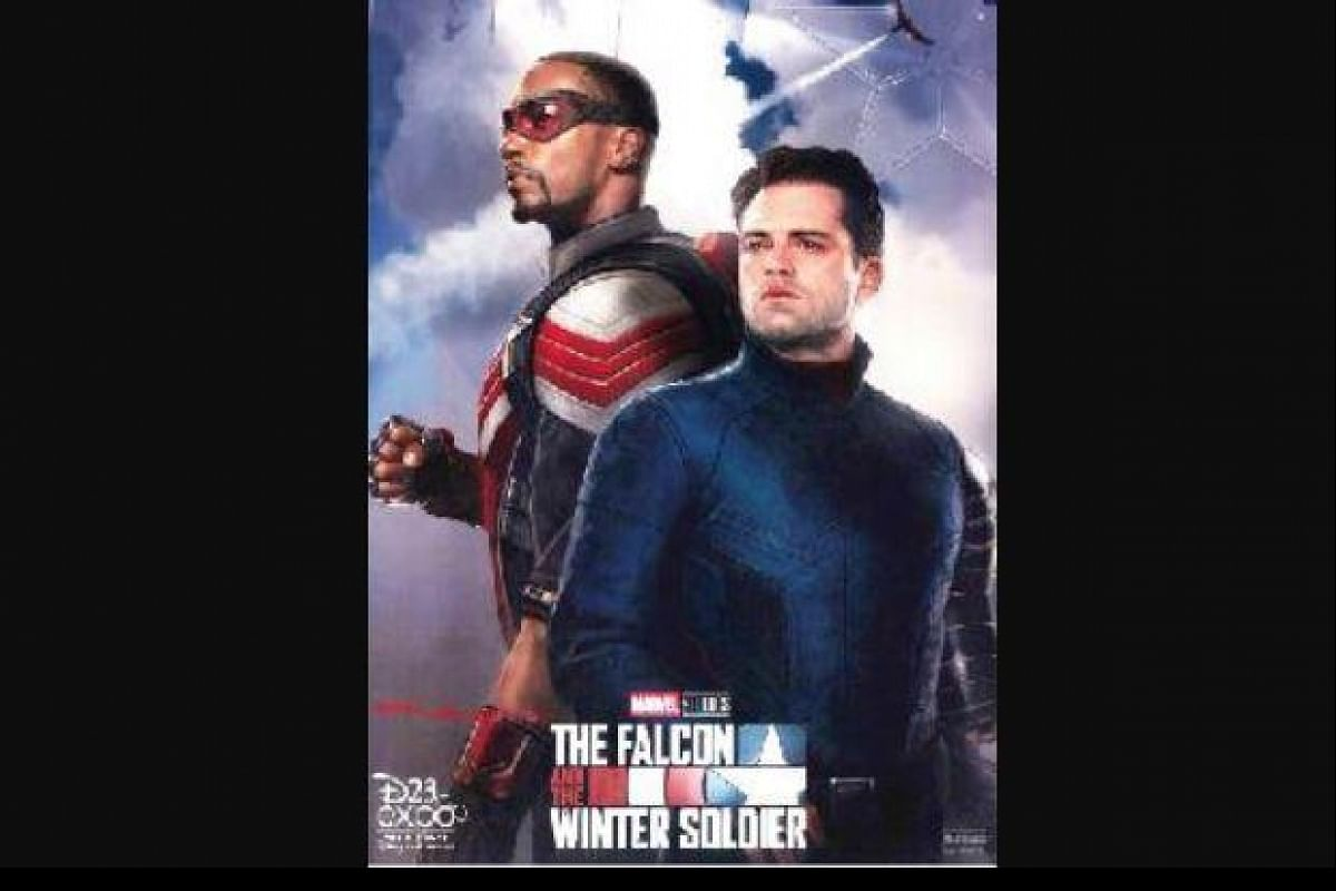 The Falcon And The Winter Soldier Release Preponed The New Indian Express