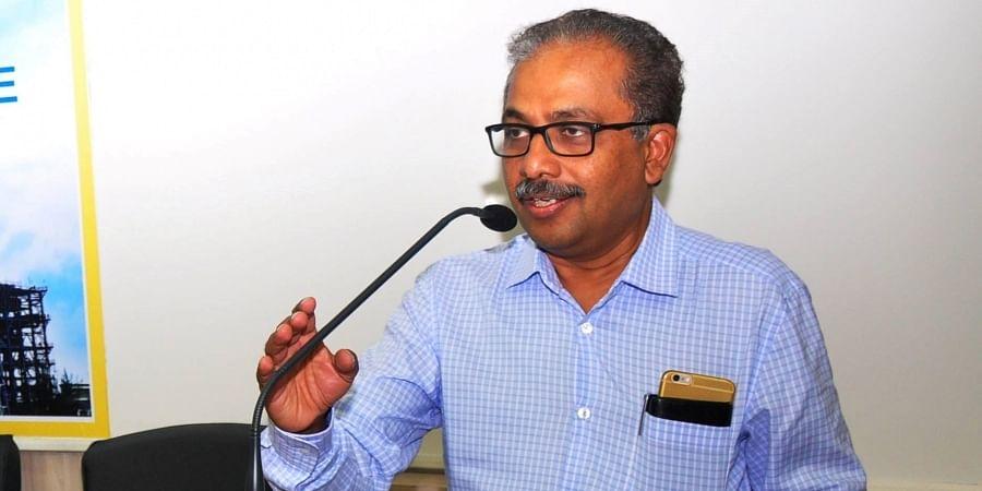 BPCL's Kochi refinery head Prem K Panicker