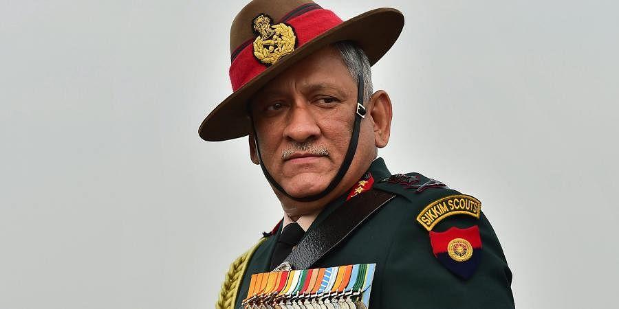 Army Chief General Bipin Rawat. (Photo   PTI)