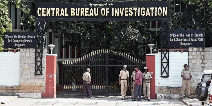 CBI raids Rayapati and company- The New Indian Express