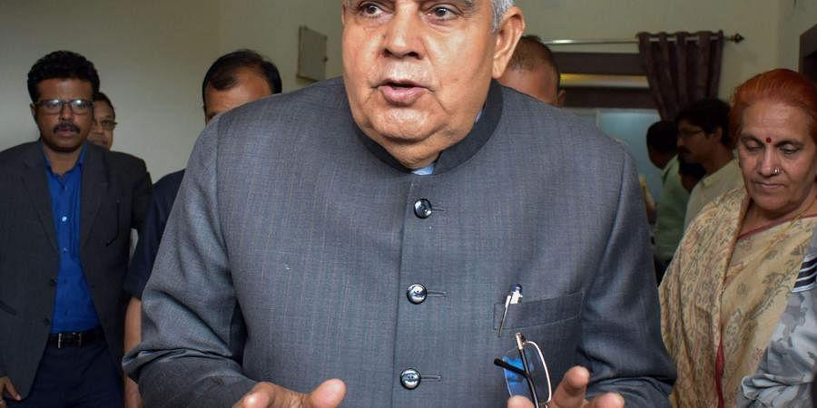 West Bengal Governor Jagdeep Dhankhar (Photo   PTI)