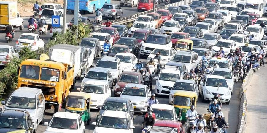 Traffic jams are a bane for commuters and the recent plan to integrate various transport systems could be the ideal solution |