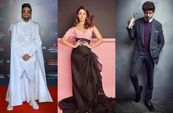 Bollywoodfavourites put their best fashion foot forwardwhile attendingthe latest edition of Filmfare Glamour and Style Awards on Tuesday.