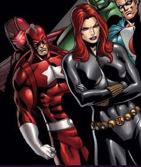 Black Widow Teaser Who Is Marvel S Red Guardian And Is The