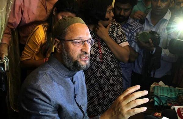 Owaisi blasts Shiv Sena over Citizenship Amendment Bill