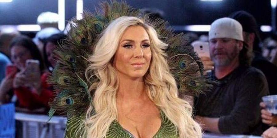WWE superstar Charlotte Flair