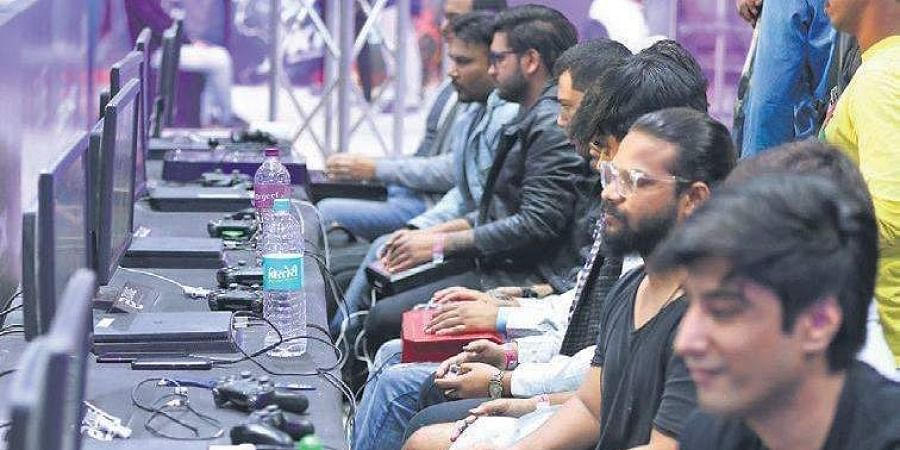 Cosplaying and gaming scenes from DreamHack Mumbai 2018