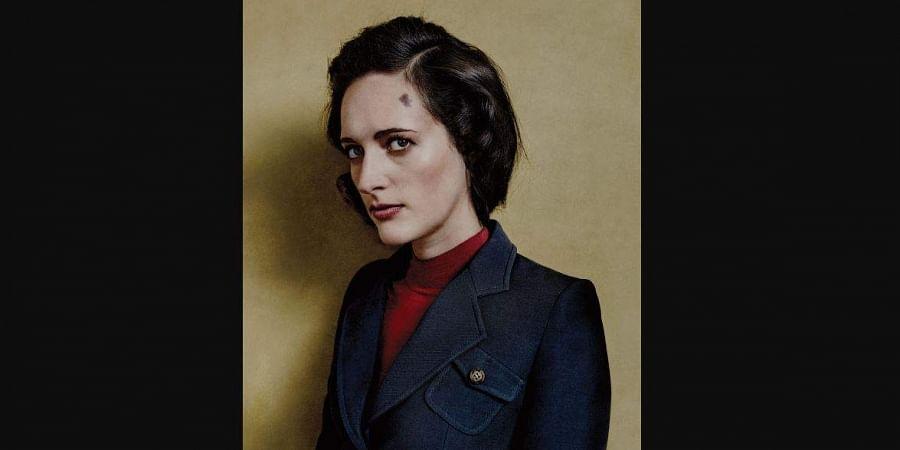 Writer-actress Phoebe Waller-Bridge
