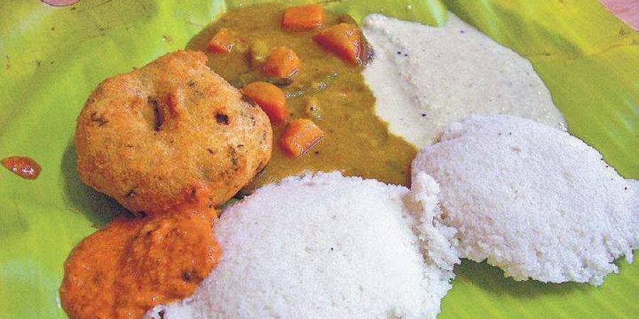 Food, Breakfast, Idli Sambar, South Indian