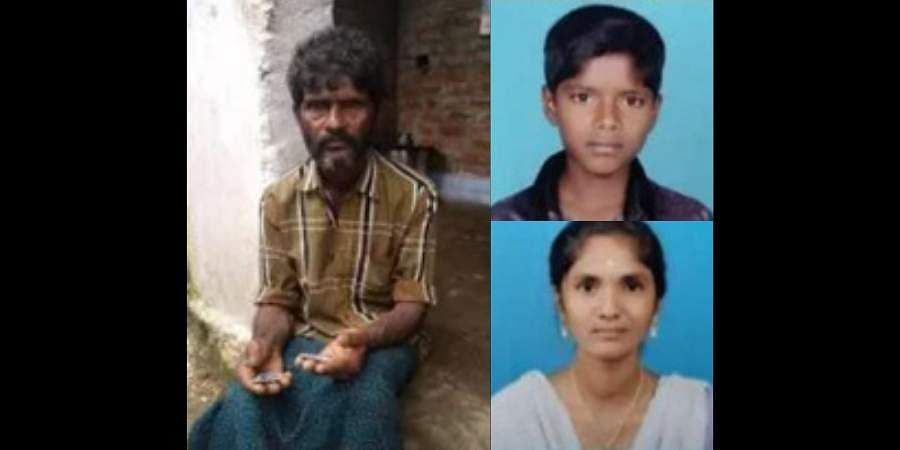 Father who lost both his children in Mettupalayam wall collapse donates their eyes...
