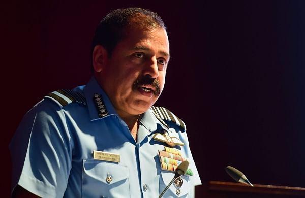 Pakistan Air Force retortto Balakot was tailoredto seek de-escalation: IAF chief Bhadauria