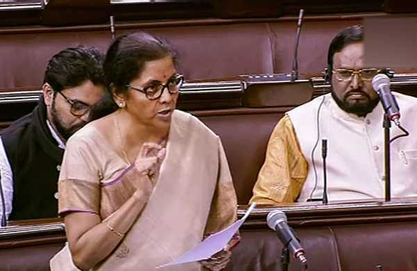 Parliament okays corporate tax cut; Sitharaman says software developers, miners not eligible for lower rates