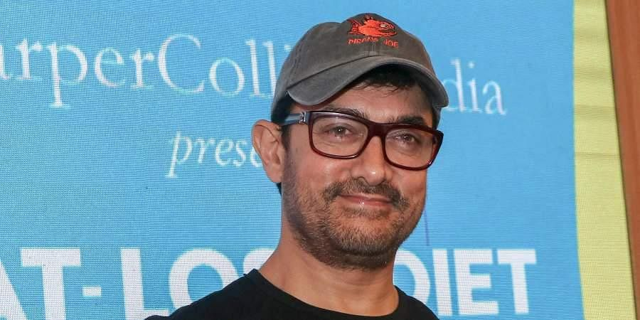 Bollywood actor Aamir Khan