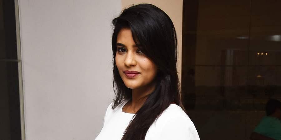 Actress Aishwarya Rajesh