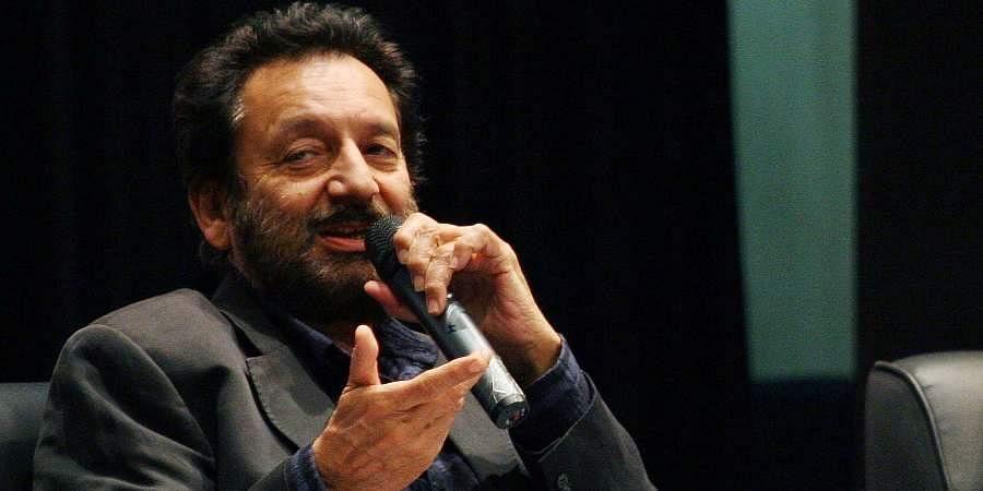 Actor-director Shekhar Kapur