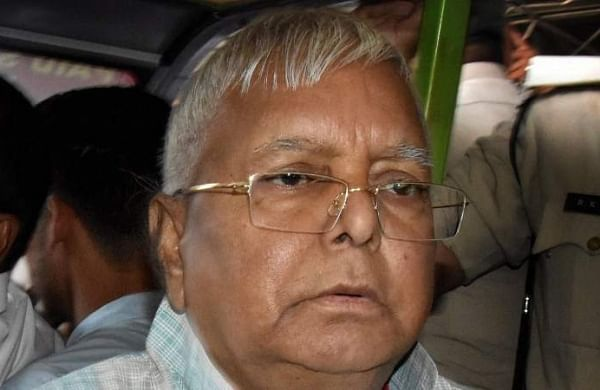 Jharkhand High Court RJD supremo Lalu Prasad's bail plea