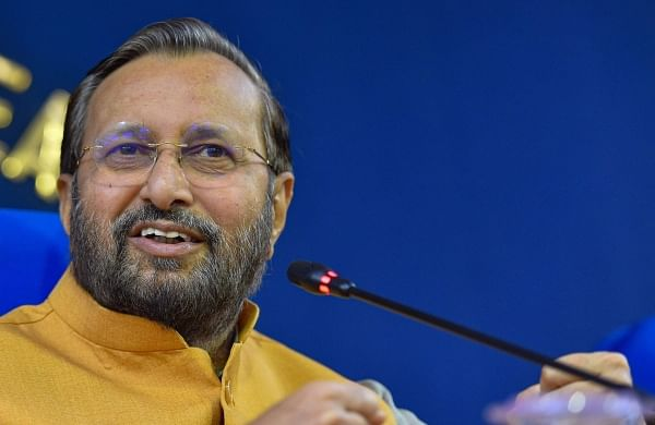 No Indian study has shown pollution shortens life, says Union Minister Prakash Javadekar