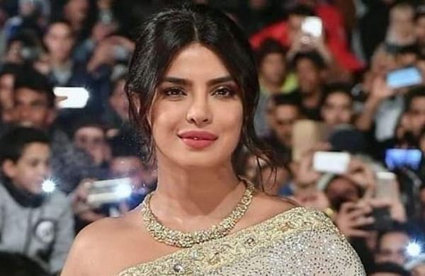 Priyanka Chopra honoured at 2019 Marrakech Film Festival