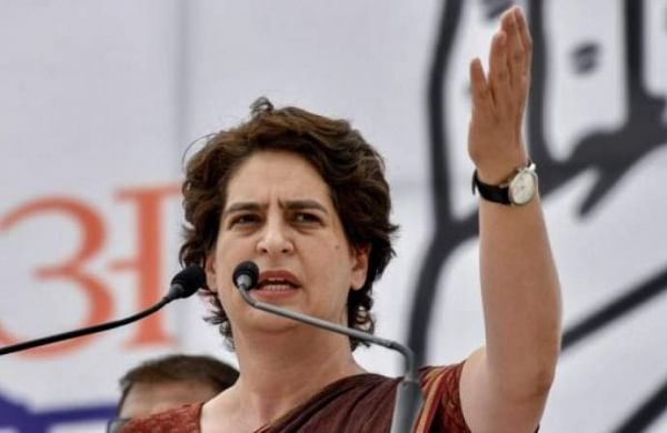 Priyanka Gandhi slams Sakshi Maharaj for wishing Unnao rape accused