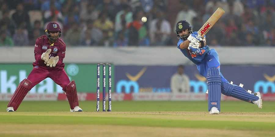 Kohli Rahul Thrash West Indies Bowlers As India Win First