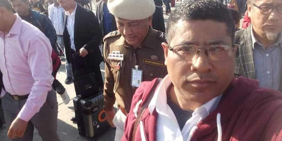 Police detain leaders of Manipur People Against CAB