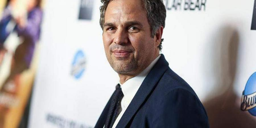 Hollywood actor Mark Ruffalo