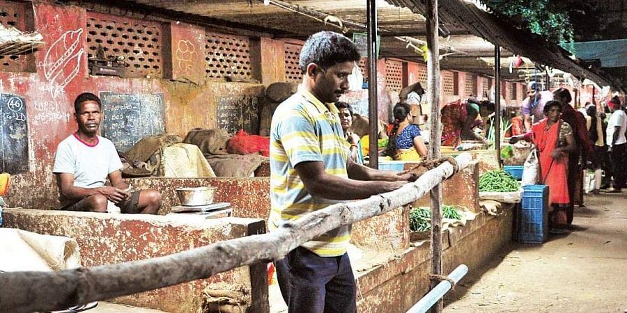 Rythu bazaars