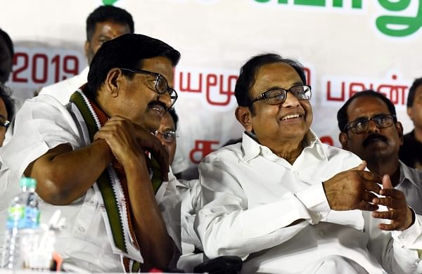 Will never buckle under pressure, join BJP: Chidambaram lashes out at Modi government