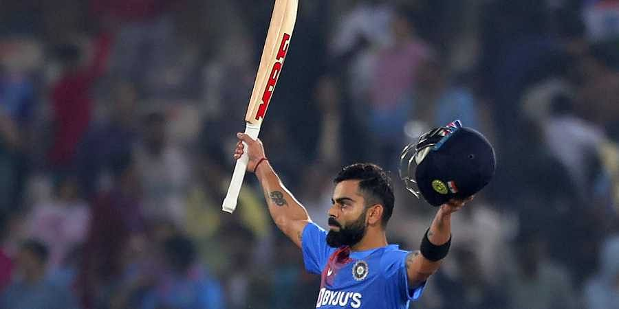 Watch Virat Kohli Mocks West Indies Bowler Kesrick Williams