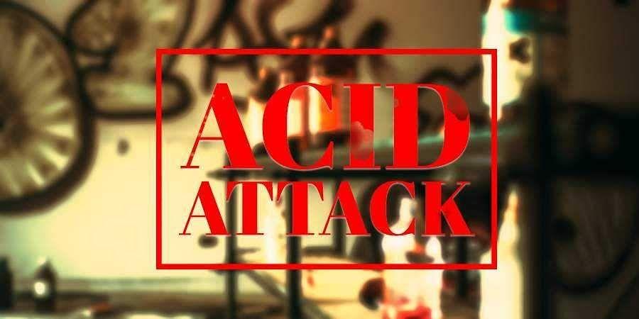 Acid attack, Acid