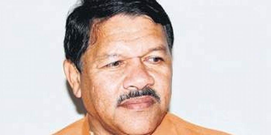 BJP vice-president Shyam Jaju