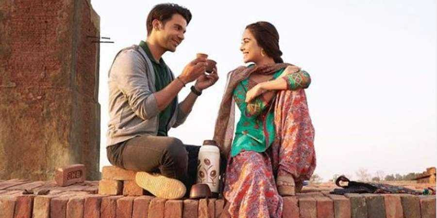 A still from Rajkummar Rao-Nushrat starrer 'Turram Khan' which was renamed from as 'Chhalaang'.