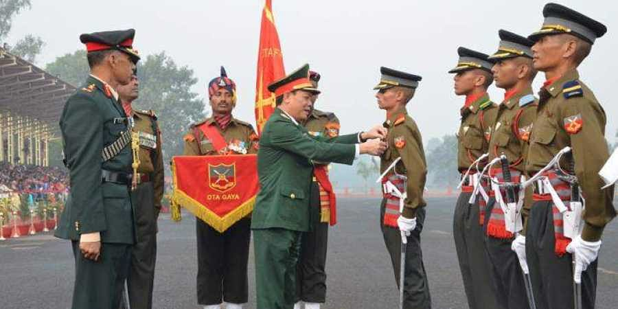 The OTA in Gaya is the country's third pre-commissioning military academy, set up in 2011, apart from Dehradun and Chennai.