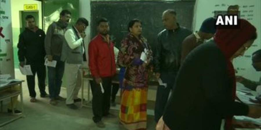 The fate of 260 candidates fighting in the 20 Assembly seats has been sealed in EVMs.