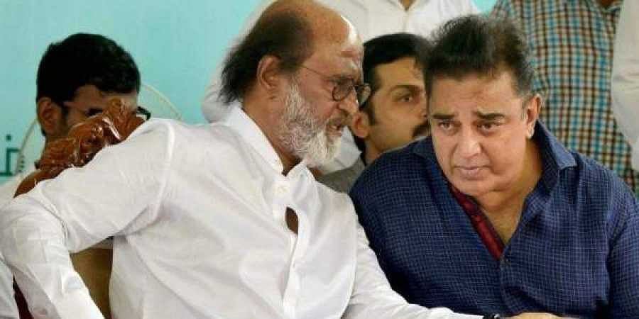 Rajinikanth, Kamal Haasan to share screen space after 35 years?...